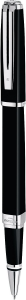 Roller Waterman Exception Slim Black Laquer ST
