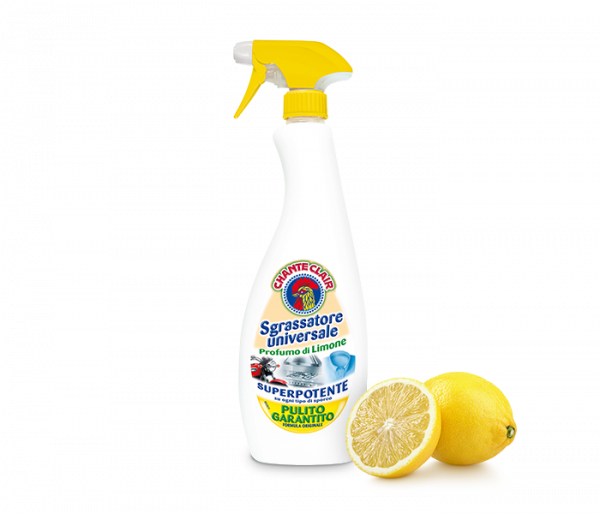 Degresant baie Chante Clair Limone 625 ml.