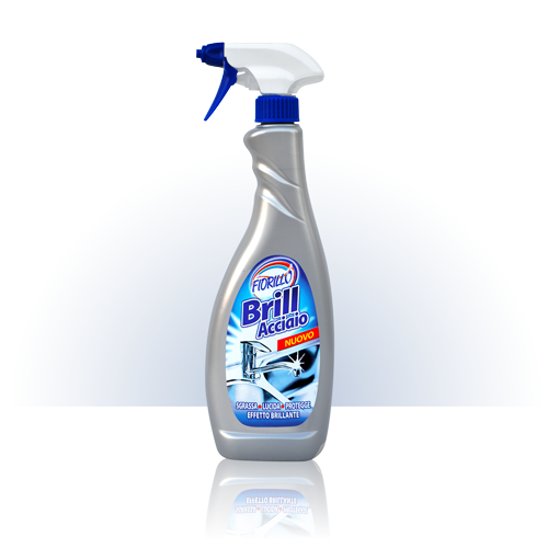 Degresant baie Fiorillo Inox Brill (spray)