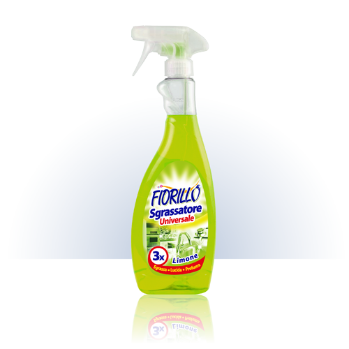 Degresant baie Fiorillo Limone (spray) 750 ml.