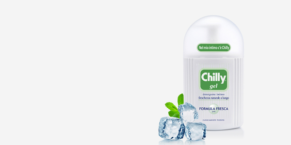 Gel intim Chilly Formula Fresca