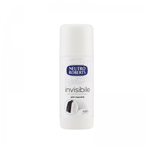 Deodorant stick NEUTRO ROBERTS INVISIBLE