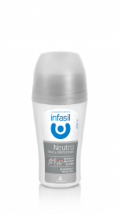 Deo Roll On Infasil Neutro Tripla Protecție 50ml