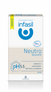 GEL INTIM INFASIL PH5.5 NEUTRO 200ML