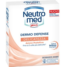 Gel intim Neutro Med Delicatezza pH 4.5