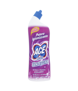 Gel WC ACE cu înălbitor 700ml