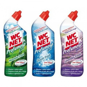 GEL WC NET PROFUMOSO 700ML