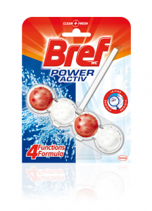 Odorizant WC Bref Power Activ Hygiene