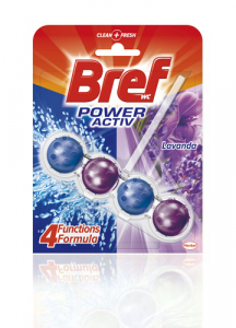 Odorizant WC Bref Power Activ Lavanda