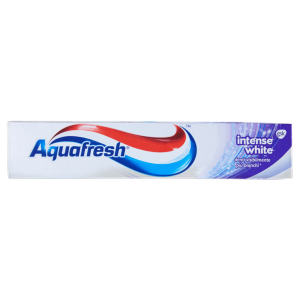 Pastă de dinți AQUAFRESH INTENSE WHITE 75ML