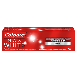 Pastă de dinți COLGATE MAX WHITE ONE 75 ml