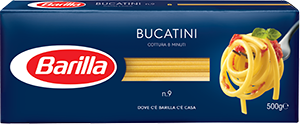 Paste BARILLA Bucatini nr.9 500 g