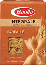 Paste Barilla Farfalle Integrale