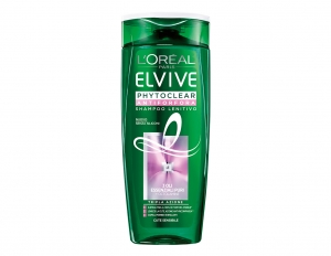 Șampon Elvive antimătreață PHYTOCLEAR LENITIVO 250ML