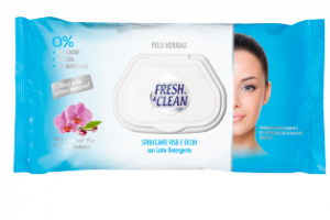 SERVETELE UMEDE FRESH & CLEAN BEAUTY