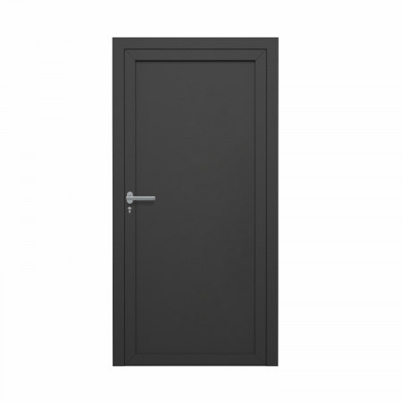 Philippe, Porte d'entrée résidentielle premium, profilé ALU