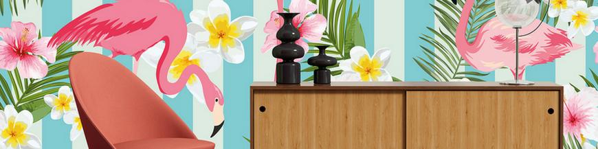 Fototapete cu flori, compozitii grafice, imagini cu teme florale