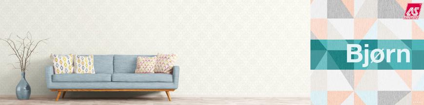Tapet Bjorn by AS Creation, design scandinav