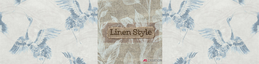 Linen Style by AS Creation, elegent, traditionalli