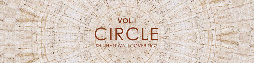 Tapet Circle Shinhan Wallcoverings