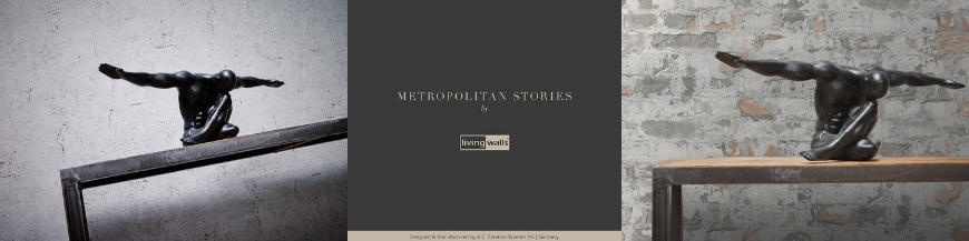 Tapet Metropolitan Stories by AS Creation