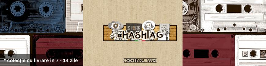 Tapet Hashtag by Cristiana Masi