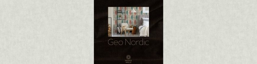 Tapet, colectia Geo Nordic by Private Walls