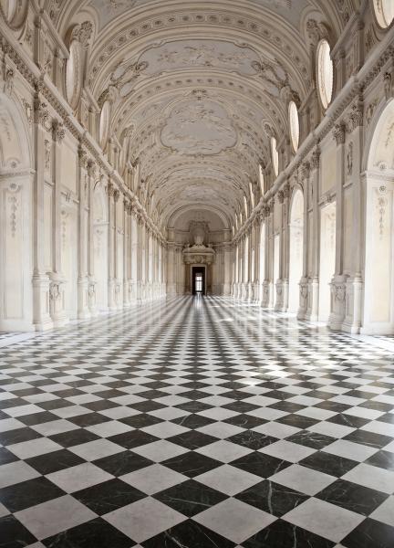 Fototapet 00861 Palatul Venaria 0