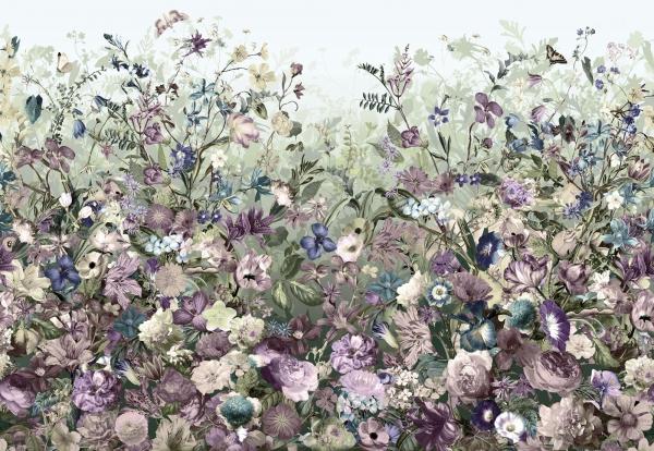 Fototapet XXL4-035 Flori colorate