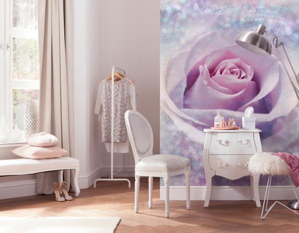 Fototapet XXL2-020 Trandafir roz 1