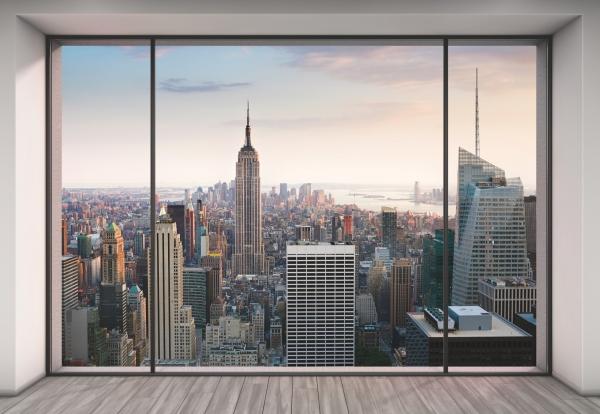 Fototapet XXL4-916 Panorama New York 0