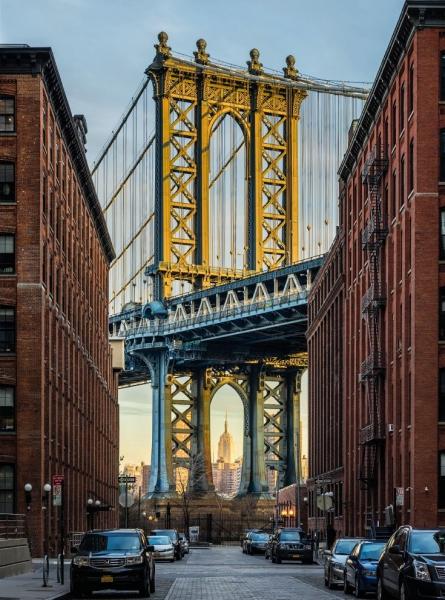 Fototapet XXL2-013 Podul Brooklyn 0