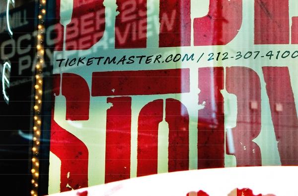 Fototapet 00642 Times Square Neon Stories 1