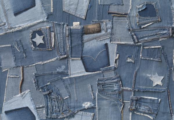 Fototapet 8-909 Jeans 0