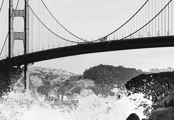 Fototapet 00967 Podul Golden Gate 1