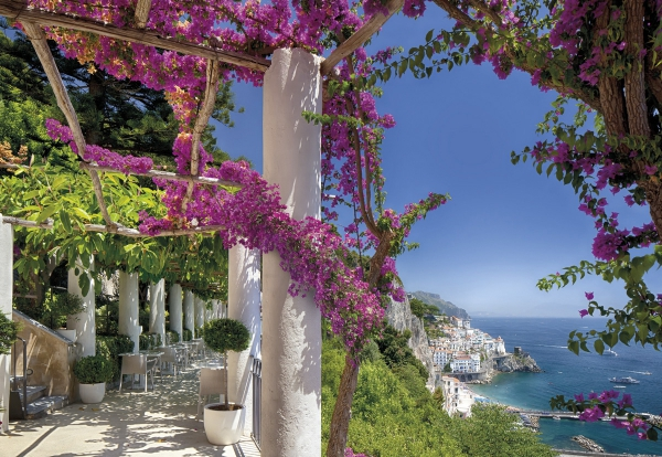 Fototapet 8-931 Amalfi 0