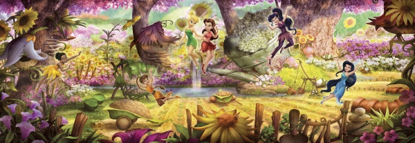 Fototapet 4-416 Fairies Forest 0