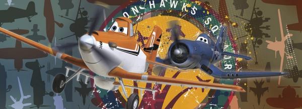 Fototapet 1-464 Planes Squadron 0