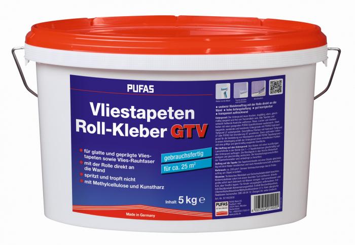 Adeziv pentru tapete din material netesut (vlies, non-woven, intisse) 0