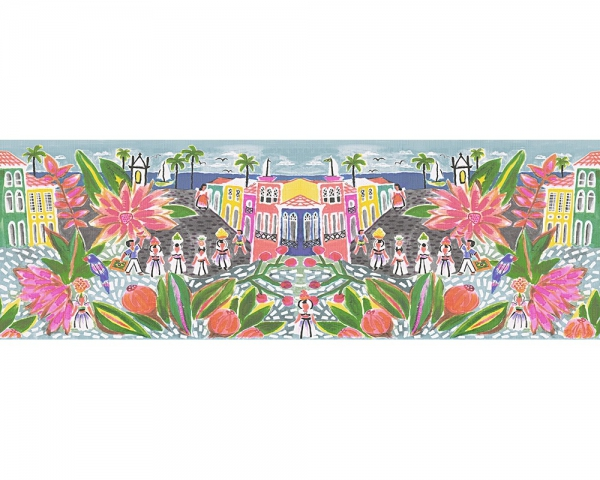 Bordura decorativa 96130-1 Oilily Home 0