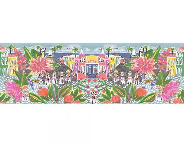 Bordura decorativa 96130-1 Oilily Home 0