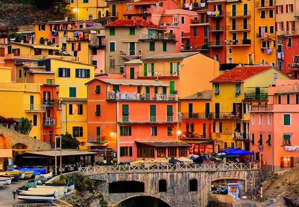 Fototapet 00130 Cinque Terre 1