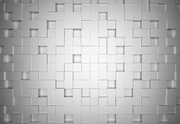 Fototapet 00164 3D Cuburi 0