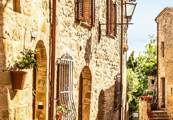 Fototapet 00168 Sat Toscan 1