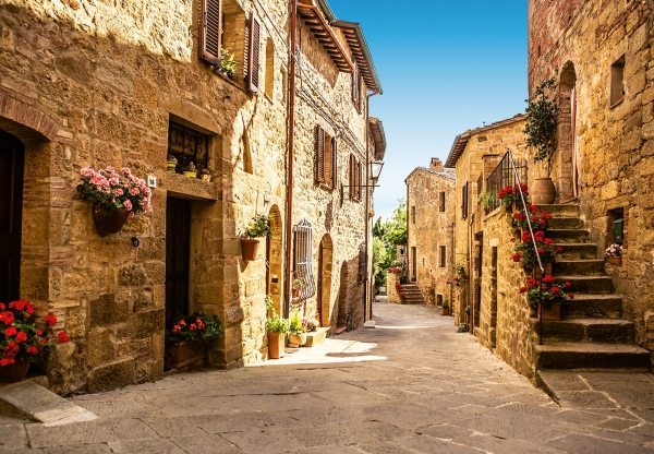 Fototapet 00168 Sat Toscan 0