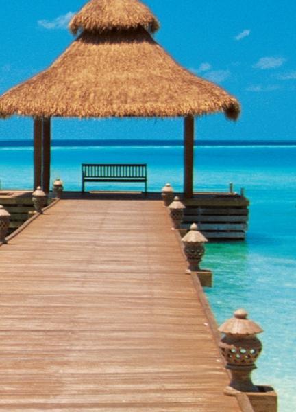 Fototapet 00376 Plaja Paradis 1