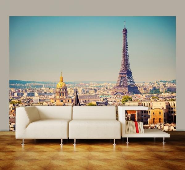 Fototapet 00950 Paris - panorama 2