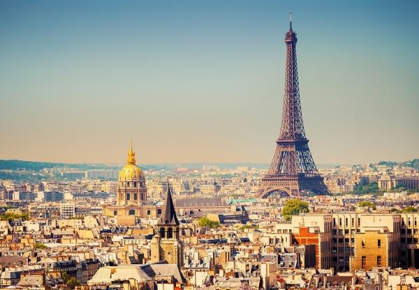 Fototapet 00950 Paris - panorama 0