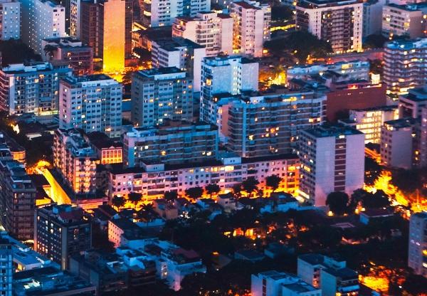 Fototapet 00951 Rio de Janeiro 1