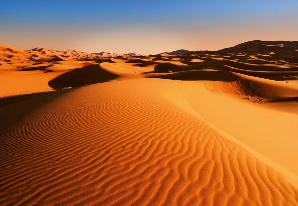 Fototapet 00976 Peisaj din desert 0